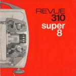 Revue 310 Super 8 Projektor 1/6