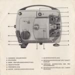 Revue 310 Super 8 Projektor 2/6