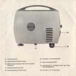 Revue 310 Super 8 Projektor 3/6