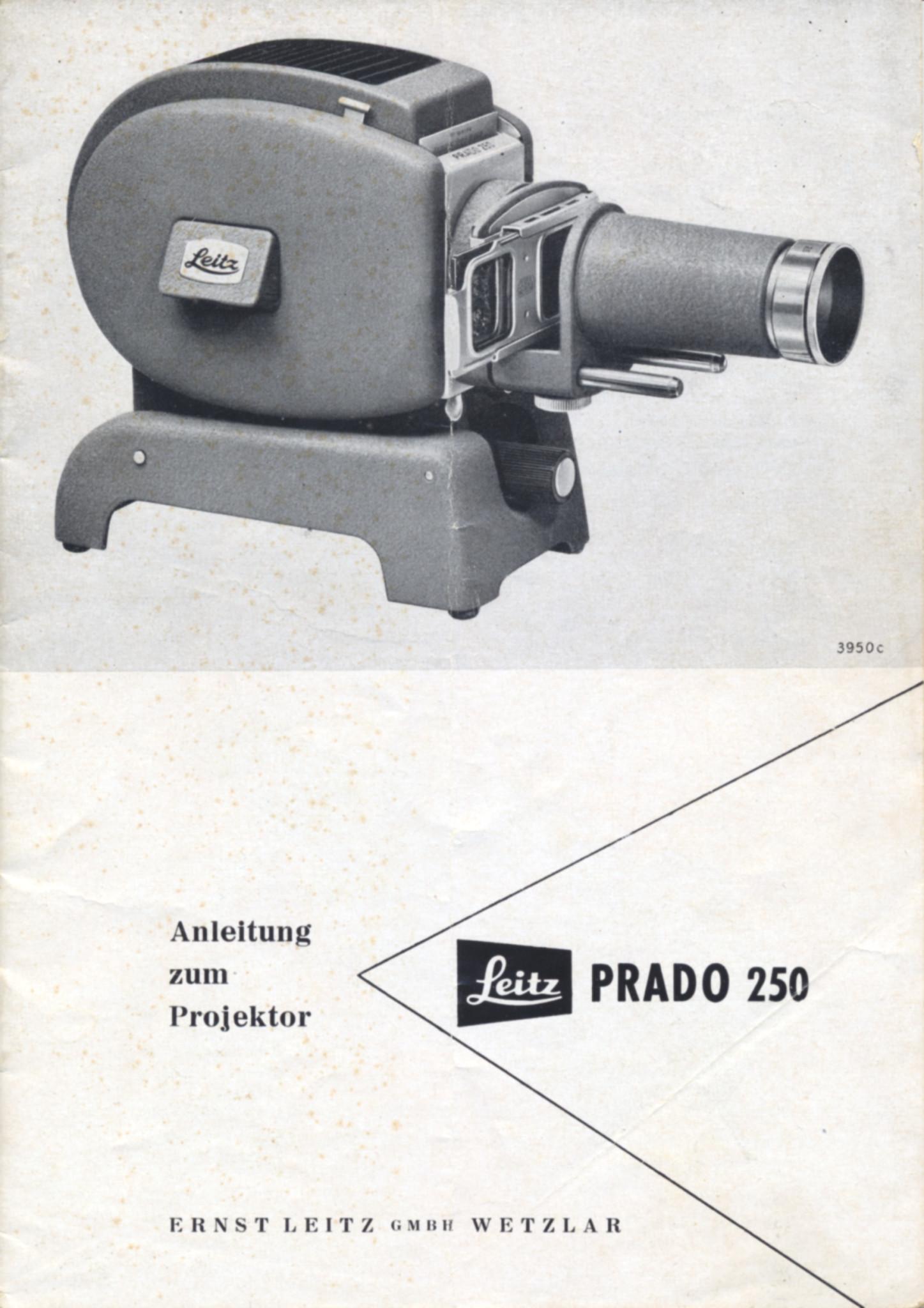 Leitz PRADO 250