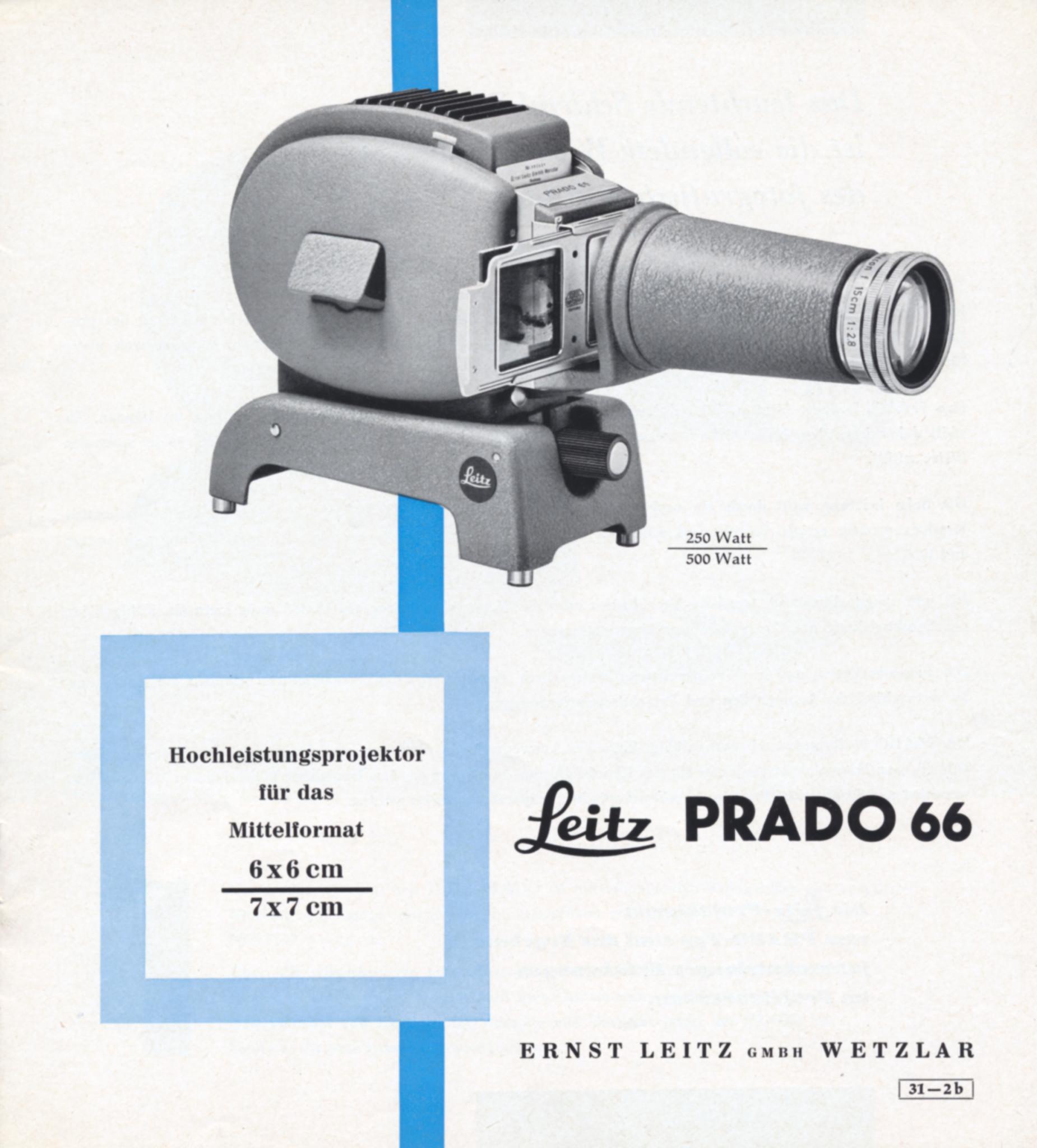 Leitz Prado 66